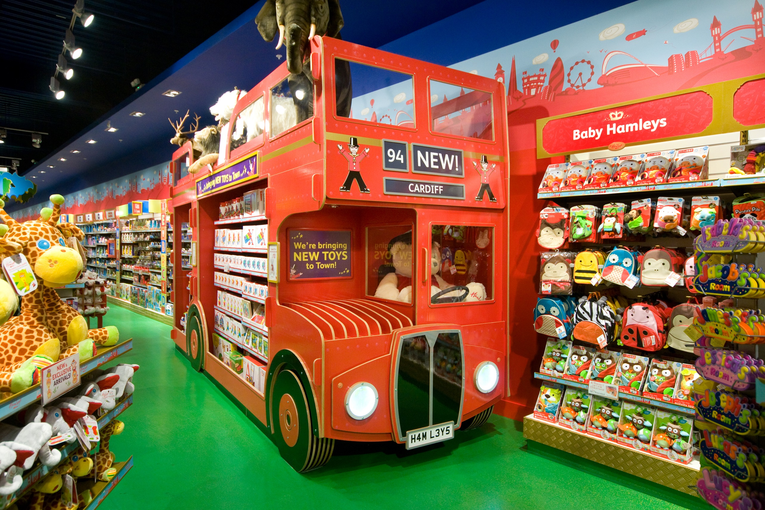 Toys From Hamleys : Hamleys the finest toy shop in world sharonsree